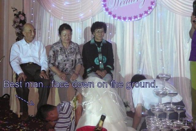 Anatomy of a Modern Chinese Wedding