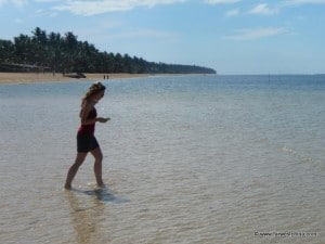 Escaping to the Filipino beaches during Chinese Spring Festival