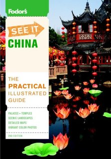 Fodor's Seeit China guide cover