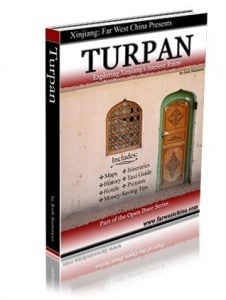 FarWestChina's Turpan Travel Guide