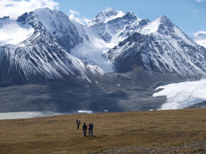 Altai Mountains in Xinjiang, China
