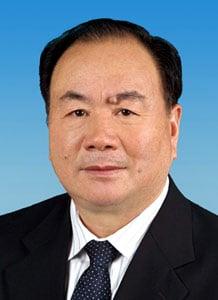 Xinjiang ex-leader Wang Lequan