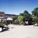 Stay at the Turpan Oasis Hotel