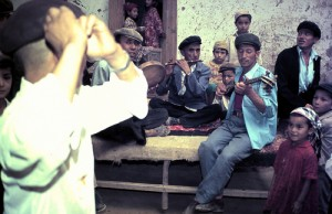 A rural Uyghur wedding in 1984 Xinjiang