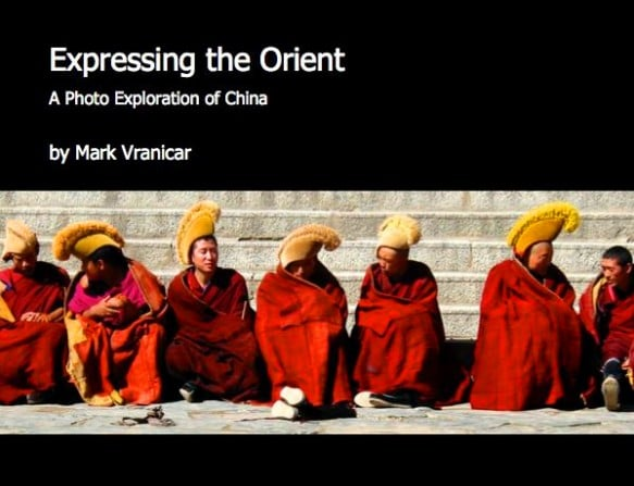 Expressing the Orient by Mark Vranicar