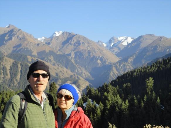 Hiking the Heavenly Lake in Xinjiang, China