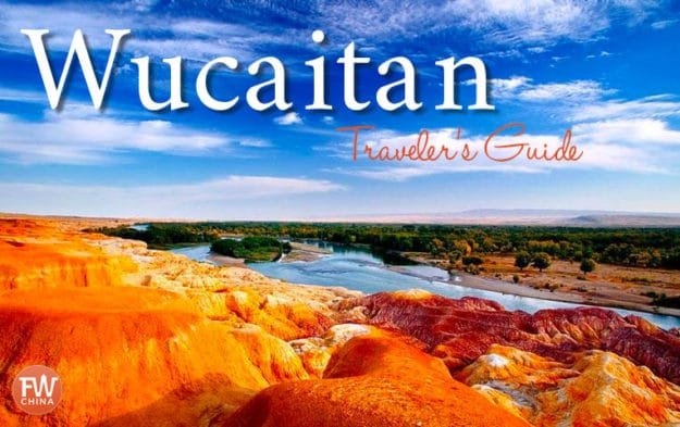 A traveler's guide to Wucaitan, Xinjiang's five colored hills
