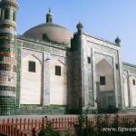Kashgar's Apak Khoja Mausoleum