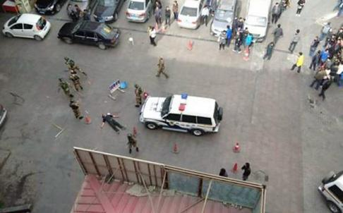 A bird's eye view of the ethnic clash in Korla, Xinjiang