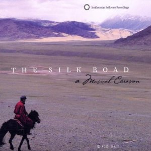 The Silk Road Caravan CD cover