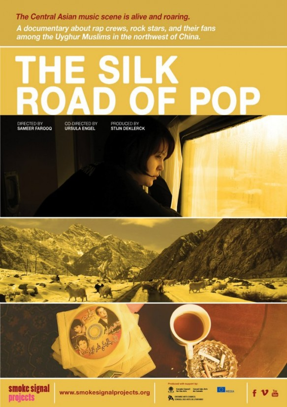 The Silk Road of Pop