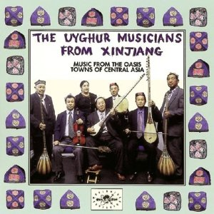 Uyghur Musicians CD cover