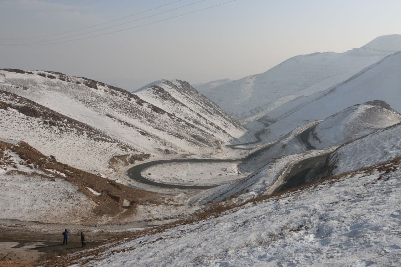 Day Hike Around Urumqi   Yamalike Park 雅玛里克山