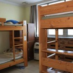 Dorm room at the White Birch Youth Hostel in Urumqi, Xinjiang