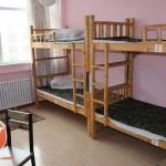 Dorm Room at Urumqi's MaiTian Youth Hostel in Xinjiang