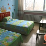 Private room at Maitian Youth Hostel in Urumqi, Xinjiang