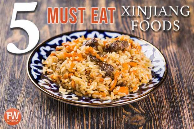 Must-eat Xinjiang foods