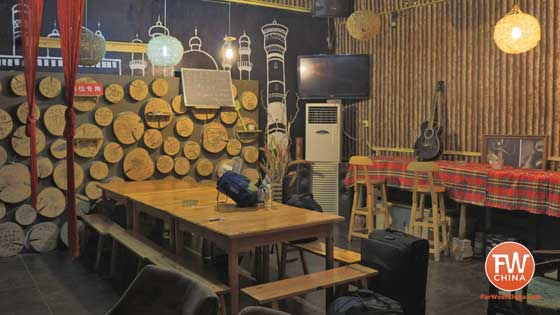 The White Birch Hostel in Urumqi, Xinjiang