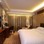 Standard Room at the Yindu Hotel in Urumqi, Xinjiang