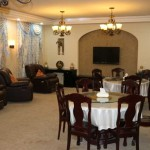 A look at the comfortable dining room at the Turpan Silk Road Lodge - The Vines