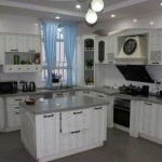 A view of the beautiful kitchen at the Turpan Silk Road Lodge - The Vines