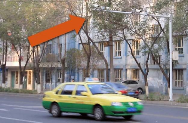 Traffic Cameras in Urumqi, Xinjiang are everywhere