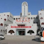 Stay at the Turpan Hotel