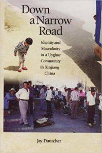 Down a Narrow Road Uyghur Book