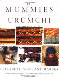 The Mummies of Urumchi book cover
