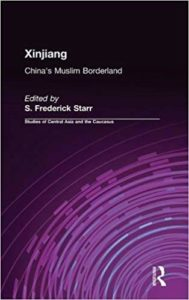 Xinjiang: China's Muslim Borderland Cover