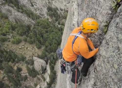 Climbing-Keketuohai