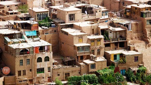 Kashgar Old City HD Wallpaper Download