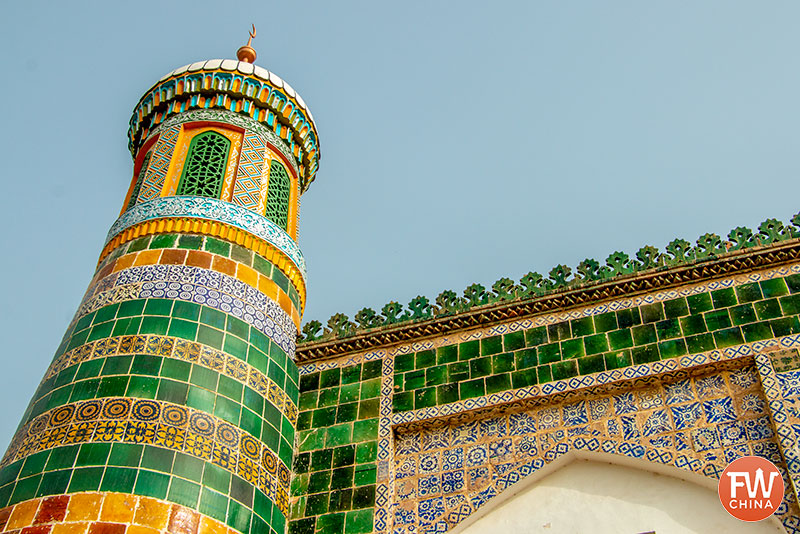 Kashgar's Apak Khoja Mausoleum   Traveler's Guide