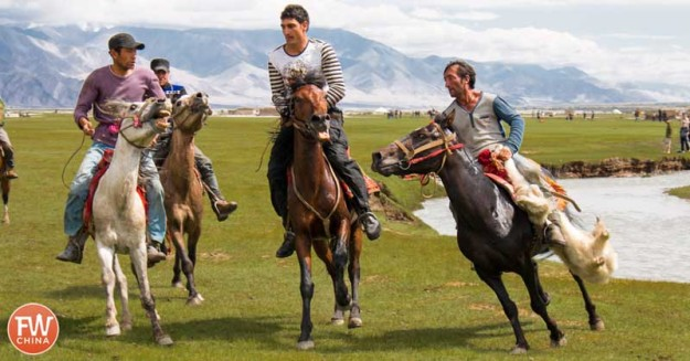 The Rules & Traditions of Buzkashi