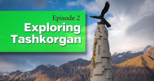 Travel to Tashkorgan, roof of Xinjiang, China