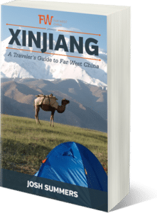 Buy the best-selling Xinjiang Travel Guide by FarWestChina