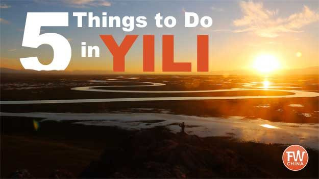 5 Things to do in Yili