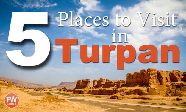 What to see in Turpan, Xinjiang