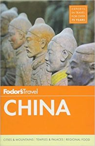 Fodor's China Travel guide book