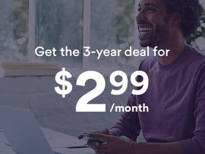Cyber month deal with NordVPN is 3-years for $2.99