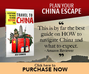Get the bestselling China travel handbook by TravelChinaCheaper!