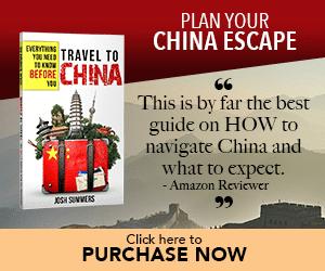 Get the bestselling China travel handbook by TravelChinaCheaper!
