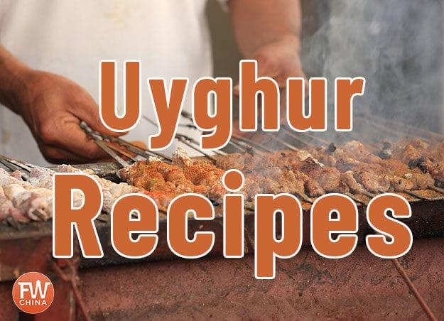 Uyghur food recipes