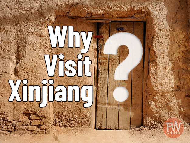 Reasons to live or travel to Xinjiang