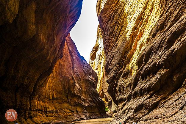 Kuqa Grand Canyon