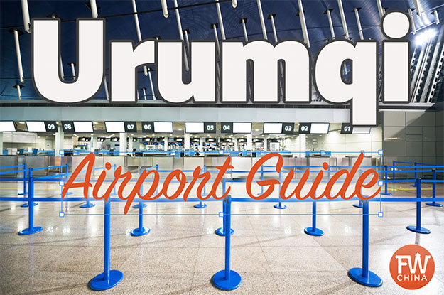 Urumqi Airport Guide for Xinjiang, China